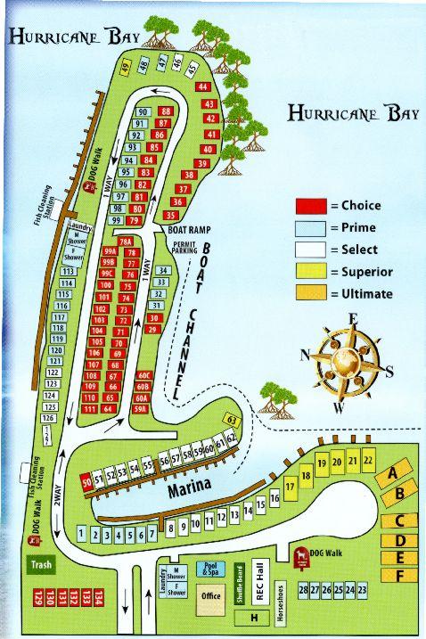 Unique Rv Resort And Marina